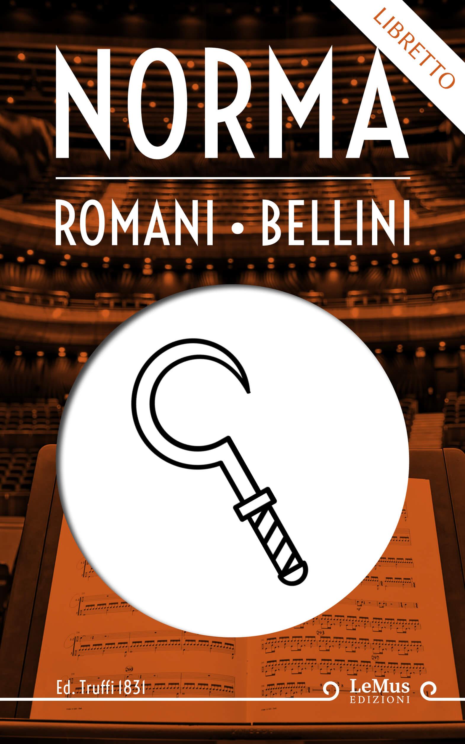 Norma - Libretto