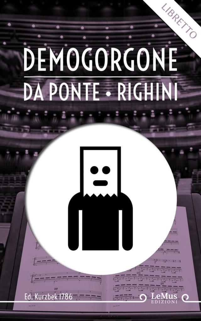 Demogorgone – Libretto