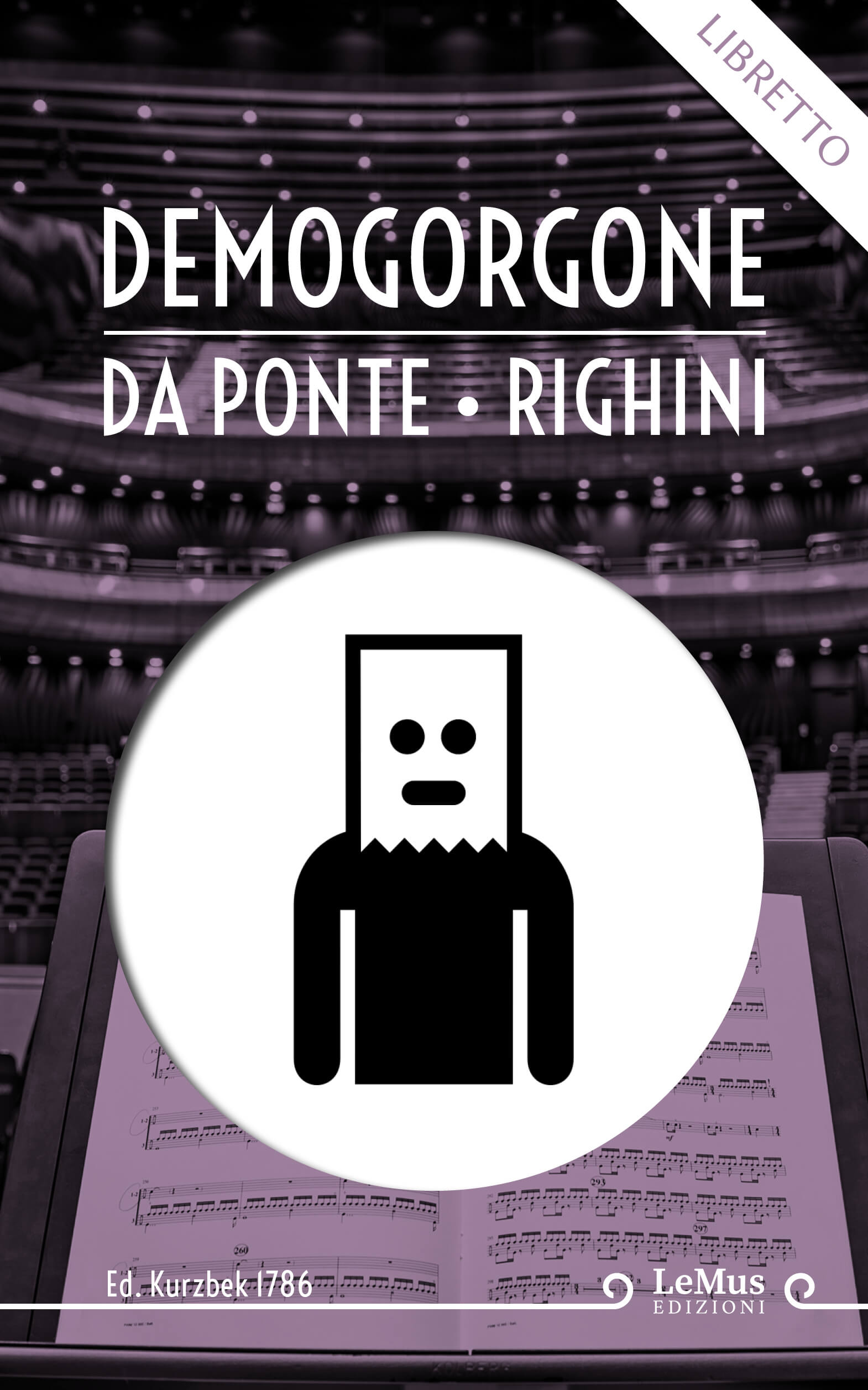 Demogorgone - Libretto