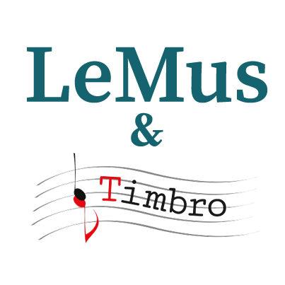 LeMus-il timbro collaborazione Ivrea