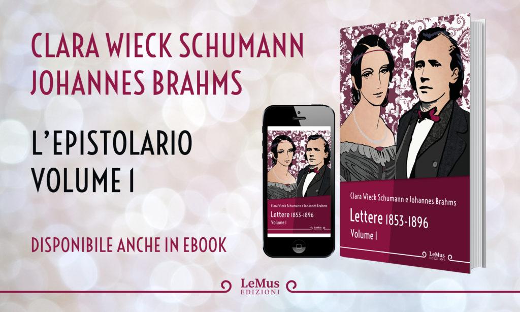Epistolario Clara-Brahms Vol 1