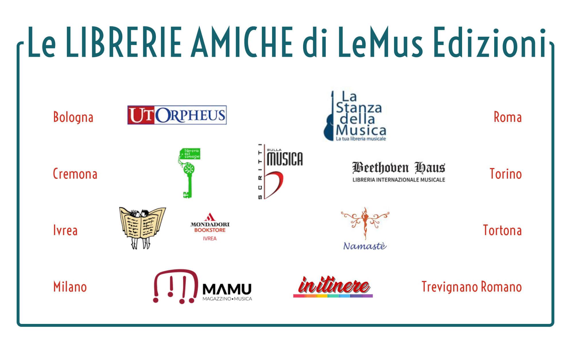 Librerie Amiche LeMus Edizioni